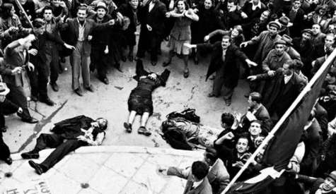 Athens 1944: Britain's dirty secret