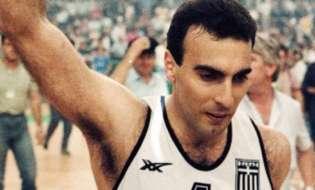 Nikos Galis - Europe's Greatest-ever scorer