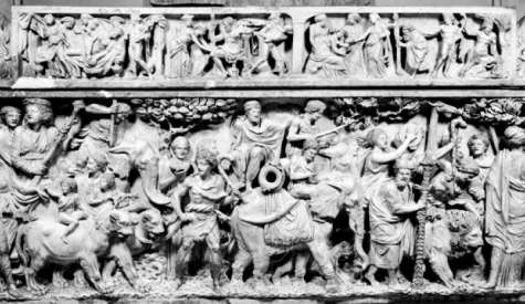 Dionysus god or a leader who conquered India?